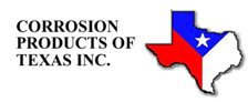 Corrosion Products of Texas, Inc. Logo